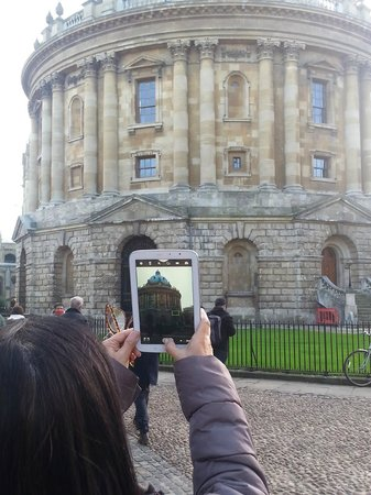 Experience Oxfordshire: Radcliffe Camera