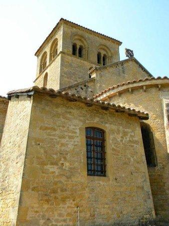Fenêtre sur Loire : Eglise romane d'Iguerande