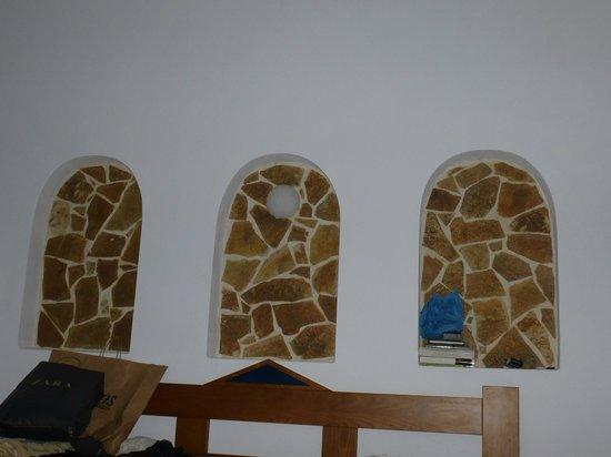 Balos Beach: Zimmer