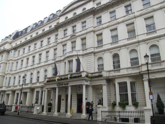Corus Hotel Hyde Park London: Corus Hotel Hyde Park em Londres