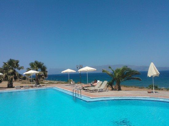 Balos Beach: Pool