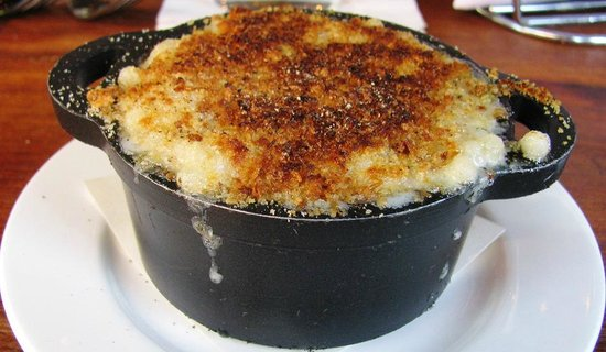 Sovana Bistro: Couscous Mac 'n' Cheese