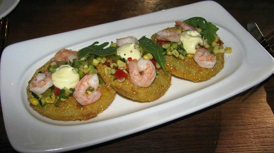 Sovana Bistro: Fried Green Tomatoes