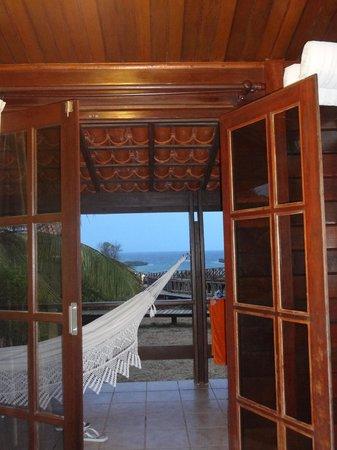 Pousada Solar dos Ventos : Vista dalla camera a Solar dos Ventos