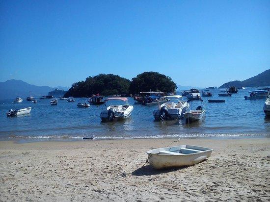 Abraao Beach: Praia do Abraão