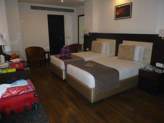 薩夫達飛地非洲大道酒店張圖片
