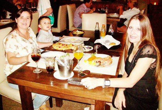 "Hotel San Pedro Palace: Comedor Restaurant ""La Mulita"""
