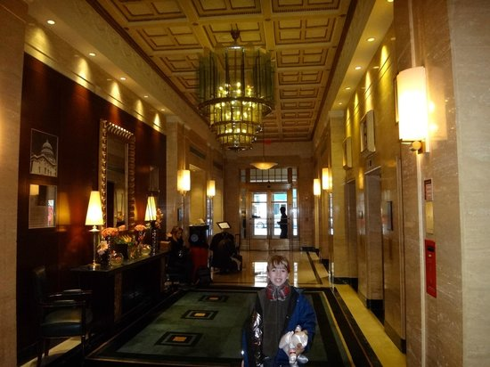 Sofitel Washington DC: Hall