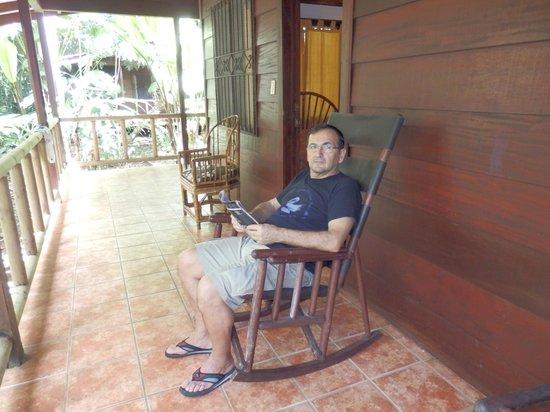 Pachira Lodge: zonas comunes y habitación