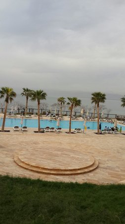 Holiday Inn Resort Dead Sea: Nice view