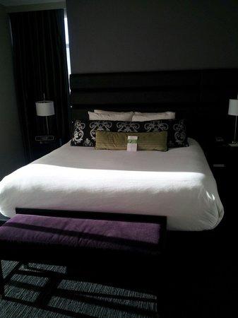 HYATT house Charlotte Center City : King Studio Room 802