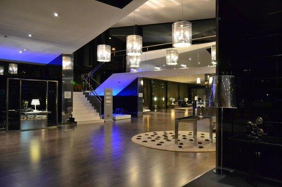 Eurostars Palace : interiores