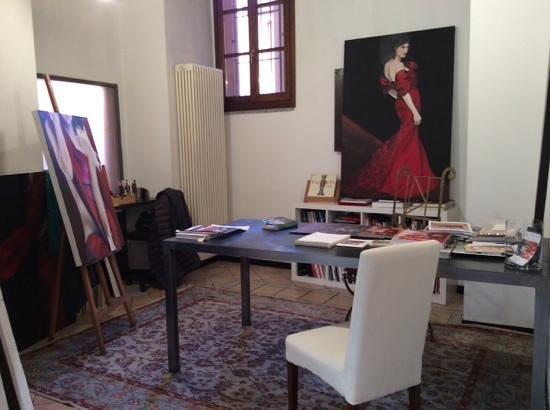 Le Sciarpe Di Carogio: esposizione artistica