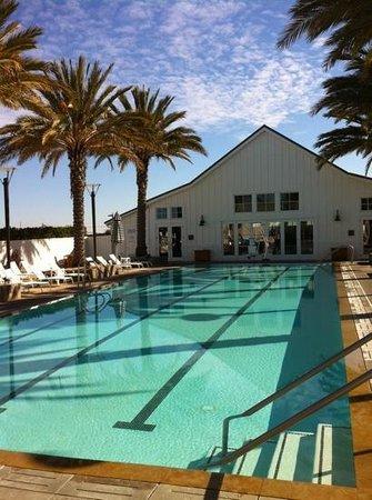 Carneros Resort and Spa : lap pool