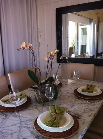 Carneros Resort and Spa: gorgeous rooms