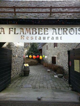 La Flambee Auroise