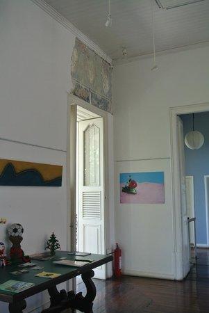 كاستيلينو 38: Reception area