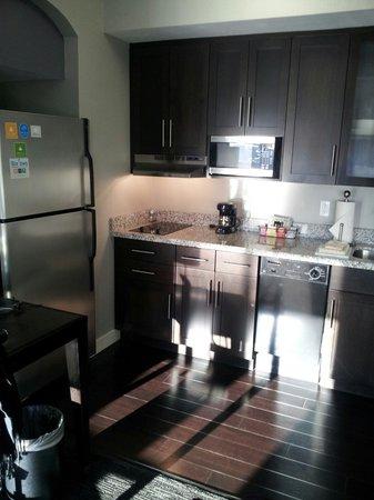 HYATT house Charlotte Center City : Kitchenette Rm 802