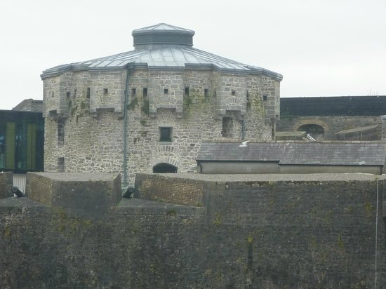 Athlone Castle: The Castle's Keep