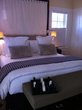 Carneros Resort and Spa: bedroom