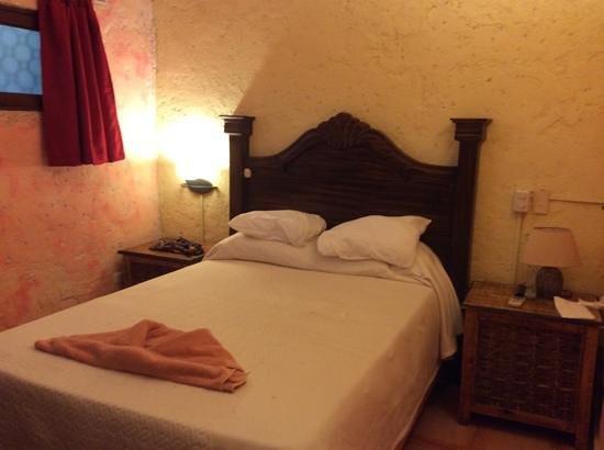 Casa Valeria Boutique Hotel : chambre à coucher.