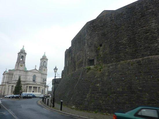 Athlone Castle Wall