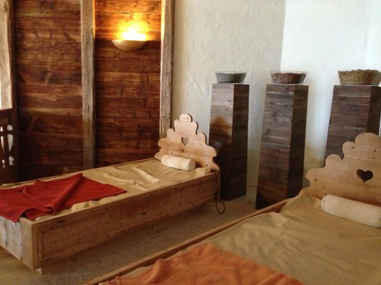Excelsior Dolomites Life Resort: Zona relax
