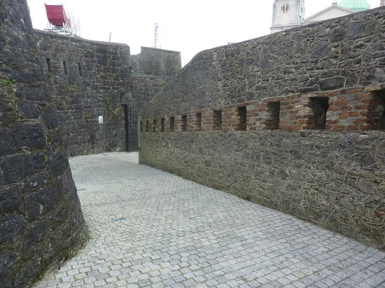 Athlone Castle Entrance