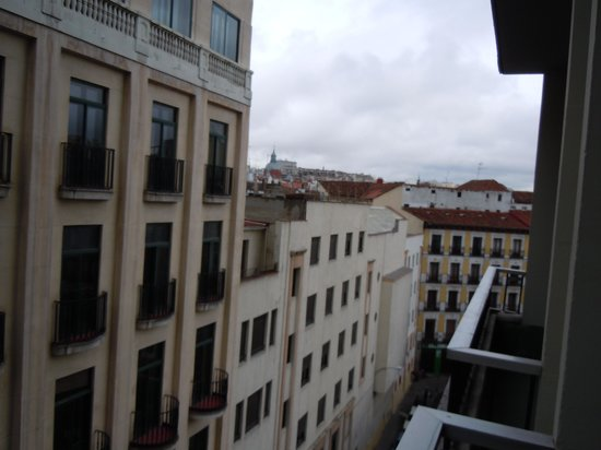 TRYP Madrid Plaza Espana : View from room