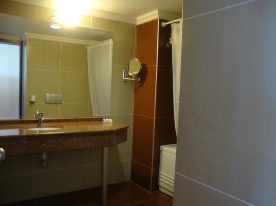 Grand Hotel Temizel: Banheiro