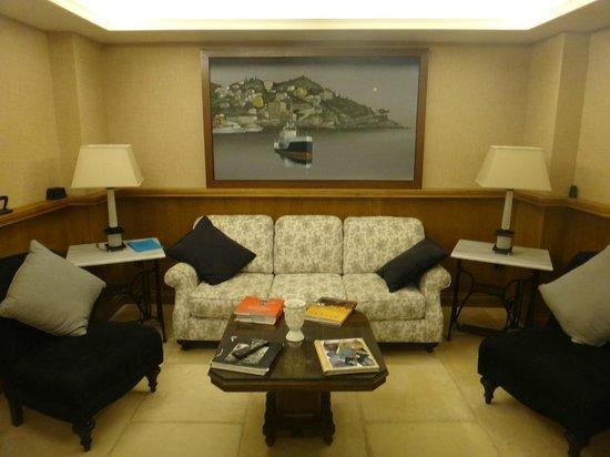 Angelica Hotel: Lobby.