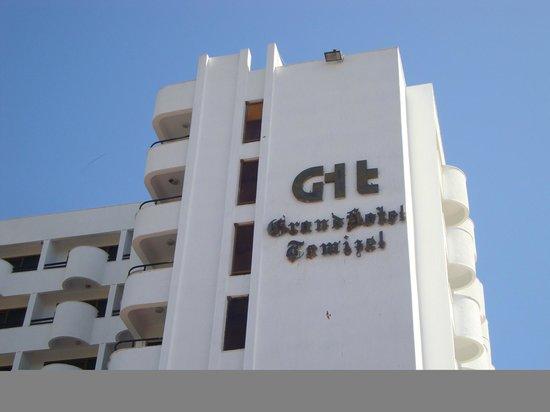 Grand Hotel Temizel: Fachada hotel