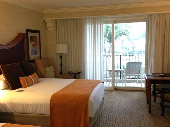 Hyatt Regency Huntington Beach Resort & Spa: Comfortable beds