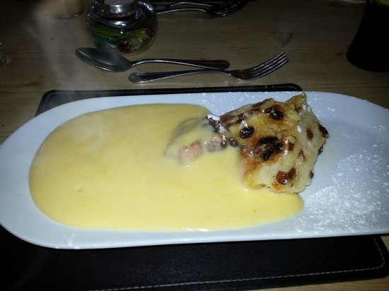 Sun and Slipper: Bread Pudding to die for!