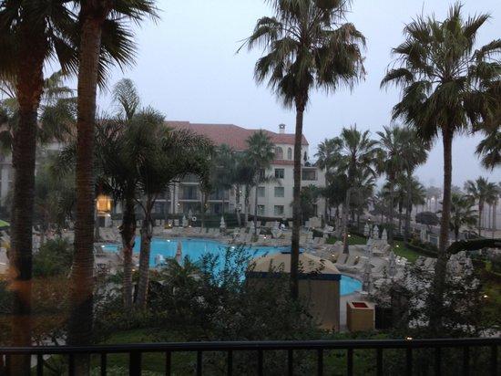 Hyatt Regency Huntington Beach Resort & Spa: Pretty even on a foggy day