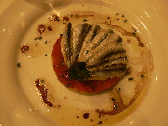 Atlas Essaouira & Spa: gateau d'anchois beau et bon