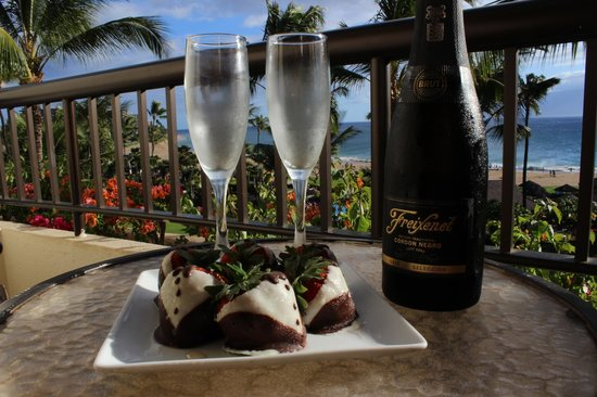 Sheraton Maui Resort & Spa: Honeymoon gift from the Sheraton