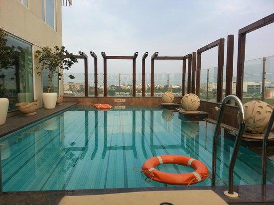 Park Plaza Delhi CBD Shahdara: Swimming pool