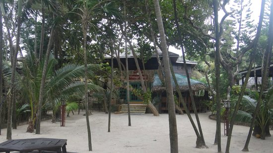 Bananarama Beach and Dive Resort: Island Pearl area