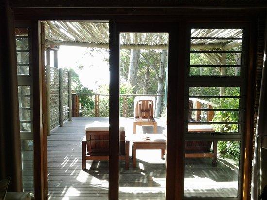 Camps Bay Retreat : Terrasse de la chambre