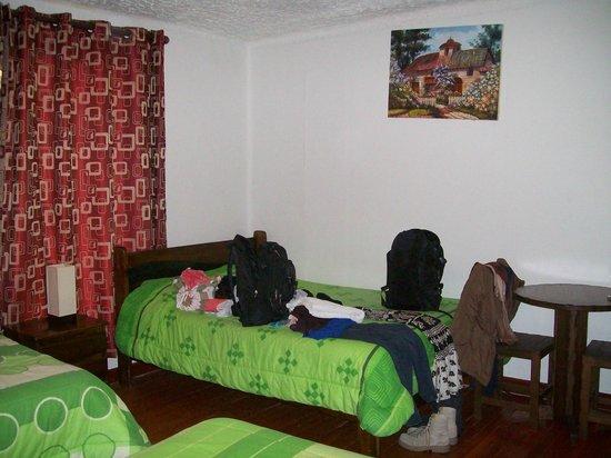 Che Lagarto Hostel Cusco: Apartamento com banho privado