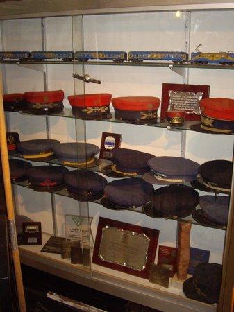 Asociación Alicantina de Amigos del Ferrocarril (Associació Alacantina d'Amics del Ferrocarril): Collection Musée