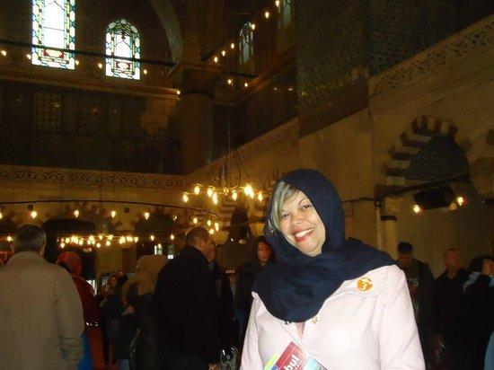 aEstambul Istanbul Day Tours: Mesquita Azul