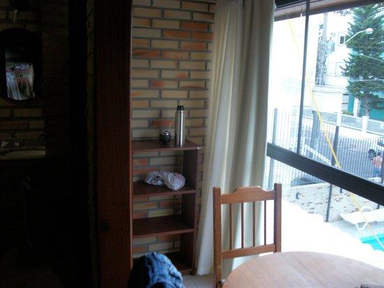 Hotel Pousada Silene: Otra vista de nuestra habitación en la posada