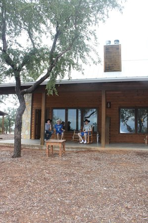 Wildcatter Ranch : The accomodation