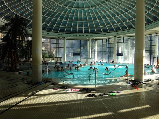 Hotel Gasthaus Hirsch: Terme di Caracalla
