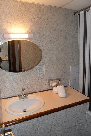 L'Ours de Mutzig : salle de bain