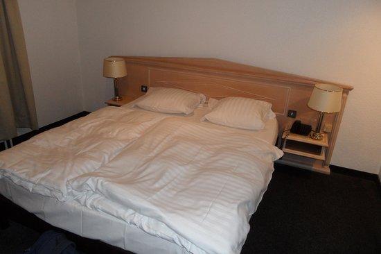 L'Ours de Mutzig : le lit
