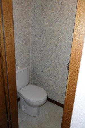 L'Ours de Mutzig : WC