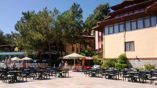Marmaris Park: pool's bar